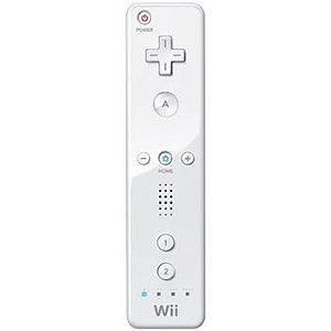 Controle Remote Wii