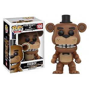 Boneco Funko Freddy #106 - Five Nights