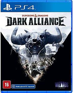 Jogo Dark Alliance - PS4