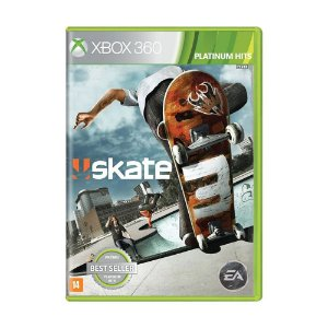 Jogo Xbox 360 Skate 3