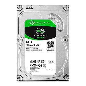 "HD SEAGATE BARRACUDA 4TB 3.5"" SATA III 6GB/S, ST4000DM004"