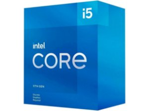 Processador Intel Core i5 11400F 2.60GHz - 4.40GHz Turbo 12MB