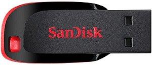 Pen Drive 128gb Cruzer Blade - Sandisk