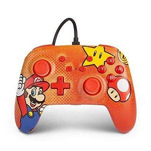 Controle Switch Super Mario - 11518381-01
