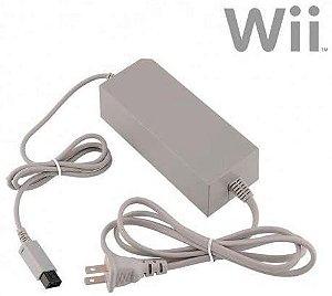 Fonte Carregador Para Nintendo Wii 110v