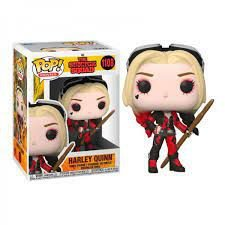 Funko Pop #1108 - Harley Quinn  - The Suicide