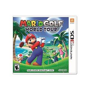 Jogo Mario Golf World Tour - 3DS