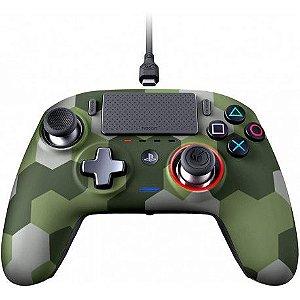 Controle Nacon Revolution Pro Controller 3 Camo (Com fio, Camuflado) - PS4 e PC