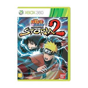 Jogo Naruto Shippuden: Ultimate Ninja Storm 2 - Xbox 360