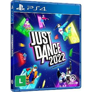 Jogo Just Dance 2022 - PS4 - Pré-venda