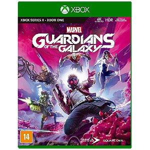 Jogo Marvel's Guardians of the Galaxy - Xbox - Pré-venda