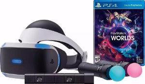 PlayStation VR Bundle - PS VR - Sony