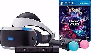 PlayStation VR Bundle - PS VR - Sony