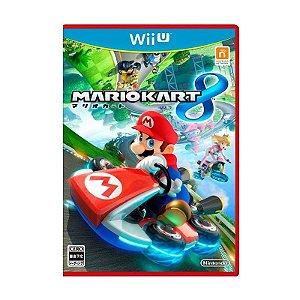 Jogo Mario Kart 8 - Wii U