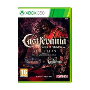 Jogo Castlevania: Lords of Shadow Collection - Xbox 360
