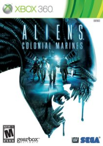 Aliens Colonial Marines - Xbox 360