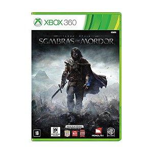 Jogo Sombras de Mordor - Xbox 360