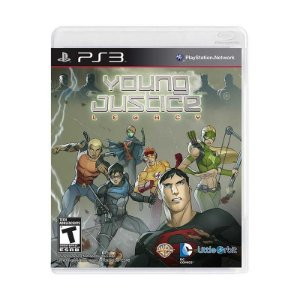 Jogo Young Justice: Legacy - PS3