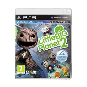 Jogo Little Big Planet 2 - PS3