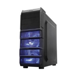 PC NTC Gamer Rhino 8034 Intel Core i5 6400, 8GB, HD 1TB, SSD 120GB, DVD, ASUS B150, Fonte 600W