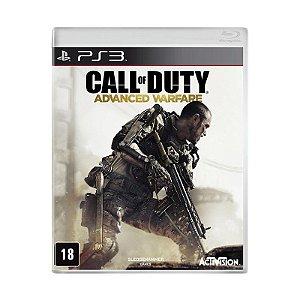 Jogo Call of Duty: Advanced Warfare - PS3