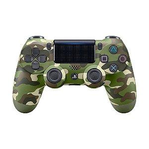 Controle Dualshock 4 PS4 Camuflado Verde - Sony