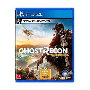 Jogo Tom Clancy's: Ghost Recon Wildlands - PS4