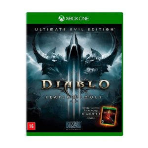 Jogo Diablo III: Reaper of Souls (Ultimate Evil Edition) - Xbox One