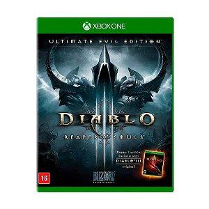 Jogo Diablo III: Reaper of Souls (Ultimate Evil Edition) - Xbox One