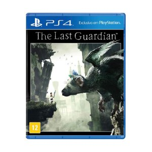 Jogo The Last Guardian - PS4