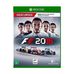 Jogo Formula 1 2016 (F1 2016) - Xbox One