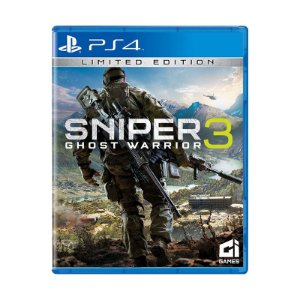 Jogo Sniper Ghost Warrior III - PS4