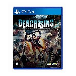 Jogo Dead Rising: Remasterizado - PS4