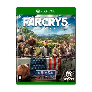Jogo Far Cry 5 (Farcry 5) - Xbox One