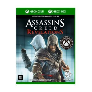 Jogo Assassin's Creed: Revelations - Xbox 360 - Xbox One