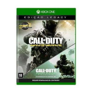Jogo Call of Duty: Infinite Warfare (Legacy Edition) - Xbox One