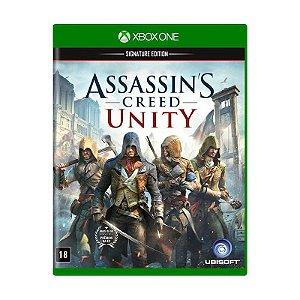 Jogo Assassin's Creed Unity (Signature Edition) - Xbox One