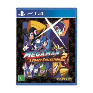 Jogo Mega Man Legacy Collection 2 - PS4