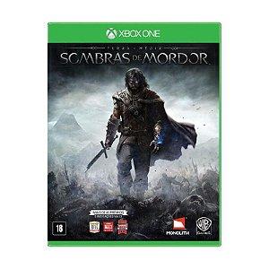 Jogo Terra-Média: Sombras de Mordor - Xbox One