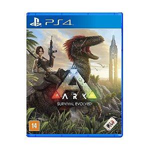 Jogo ARK: Survival Evolved - PS4