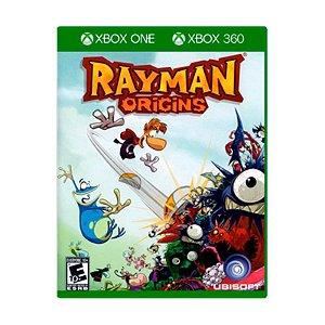 Jogo Rayman Origins - Xbox 360 - Xbox One