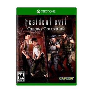 Jogo Resident Evil Origins Collection - Xbox One