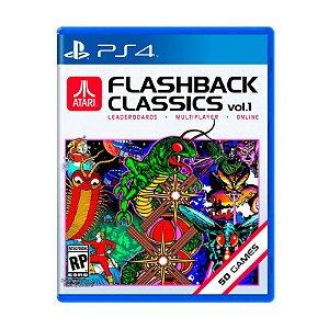 Jogo Atari Flashback Classics Vol. 1 - PS4