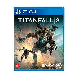 Jogo Titanfall 2 - PS4