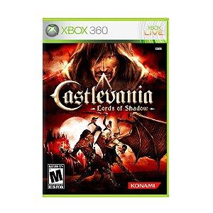 Jogo Castlevania: Lords of Shadow - Xbox 360