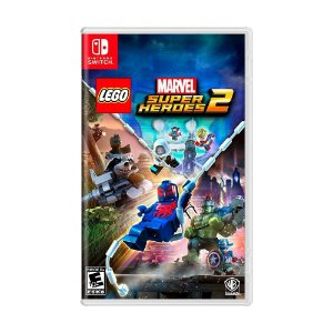 Jogo LEGO Marvel Super Heroes 2 - Switch