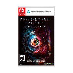 Jogo Resident Evil: Revelations Collection - Switch