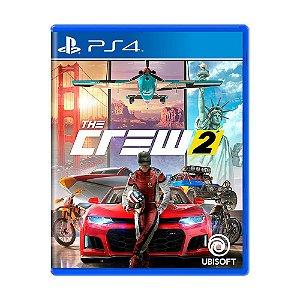 Jogo The Crew 2 - PS4