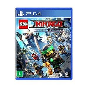 Jogo LEGO Ninjago: O Filme Videogame - PS4