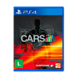 Jogo Project Cars - PS4